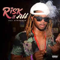Kal Afrorock Risk It All Artcover